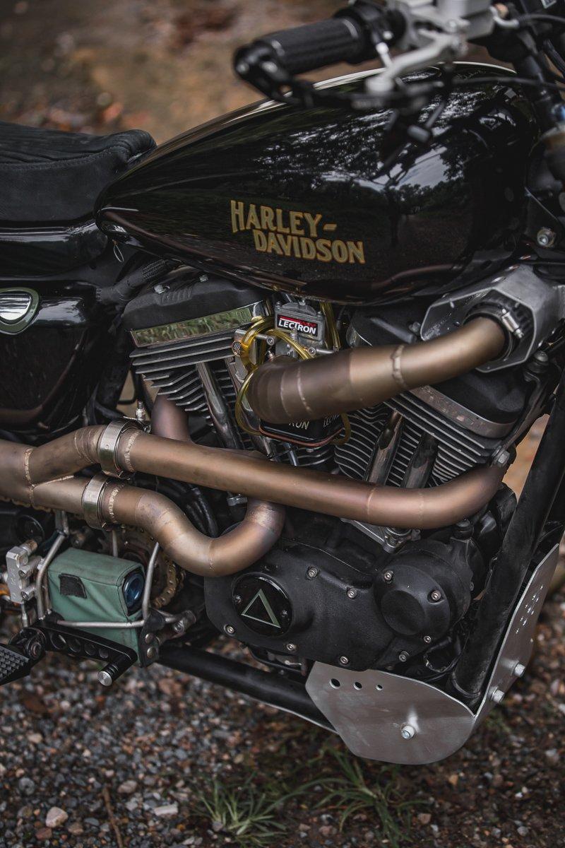 lectron carburettor sportster DNA filter