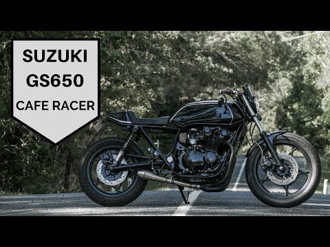 Suzuki GS650 Title image