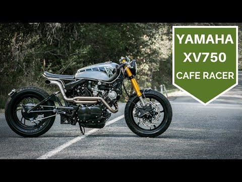 Yamaha XV750 title image