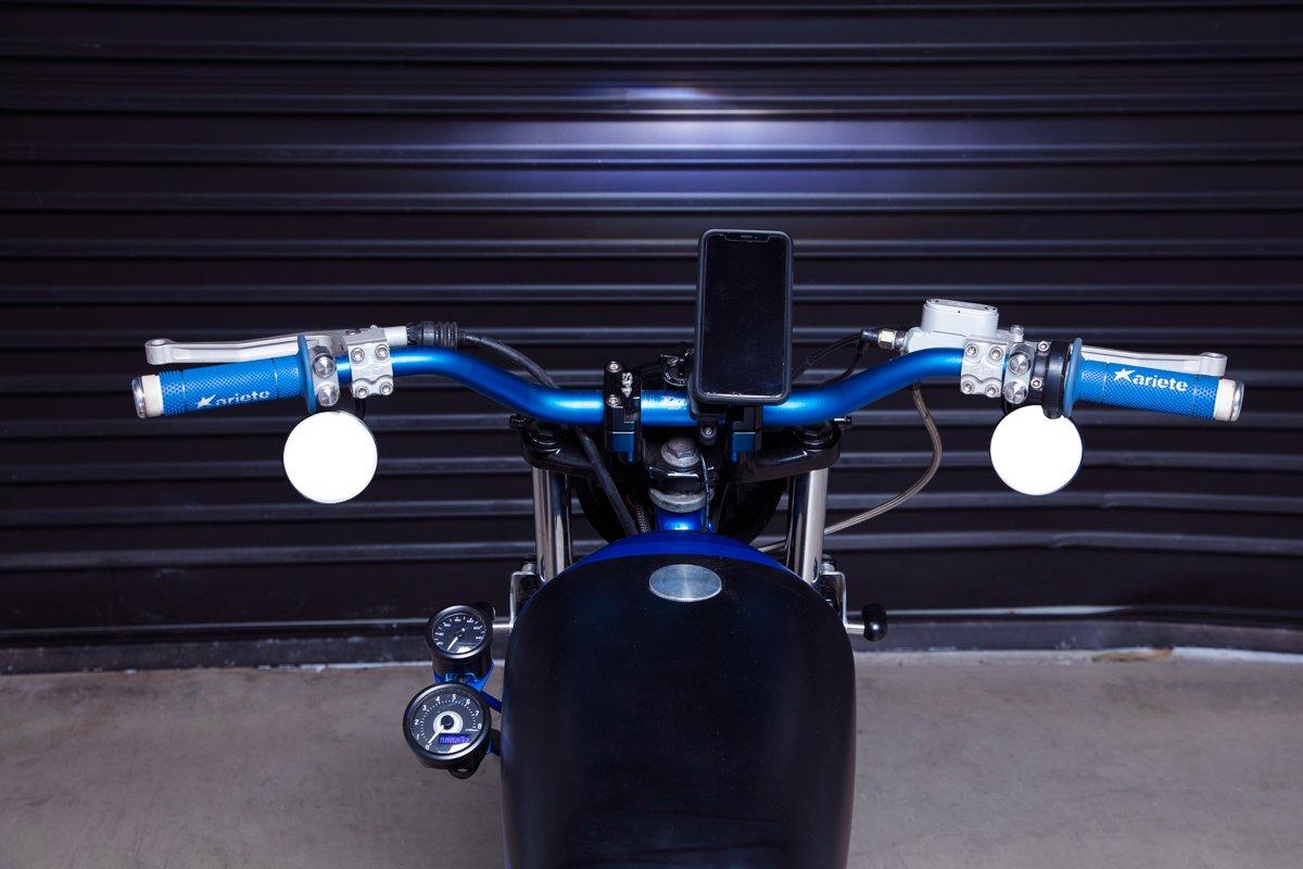 Yamaha TW200 Street Tracker