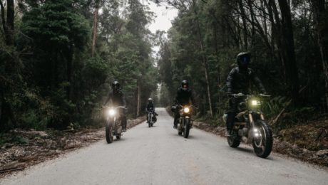 wide of the mark adventure bikes