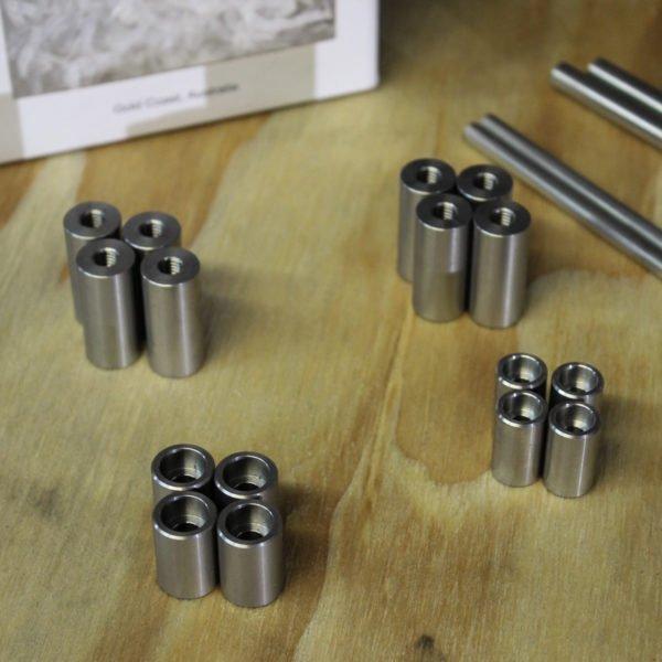 DIY fender mounting kit