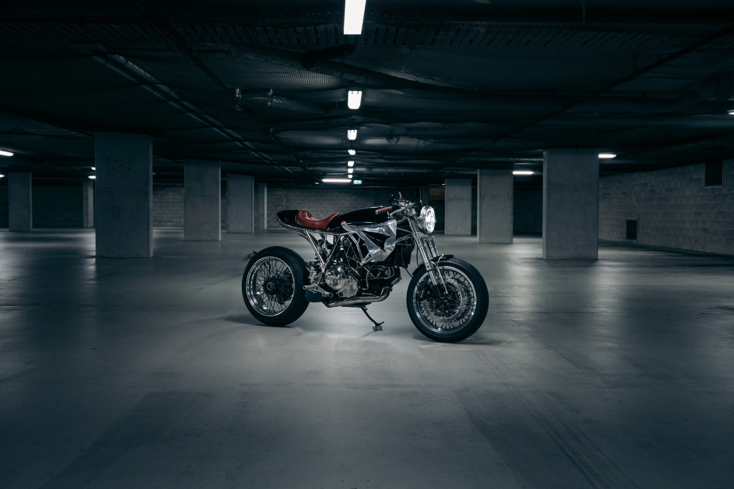 ducati GT1000 wallpaper cafe racer