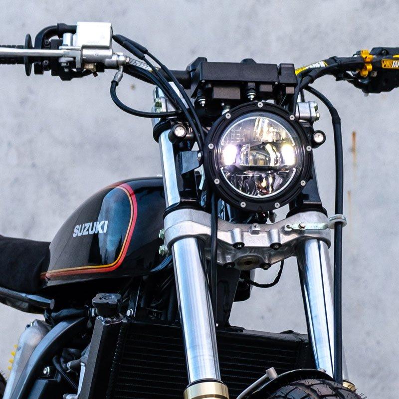 5'75 LED Flashpoint X Headlight