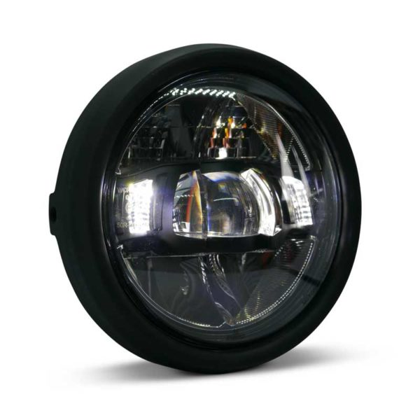 Classic Style LED Motorcycle Headlight