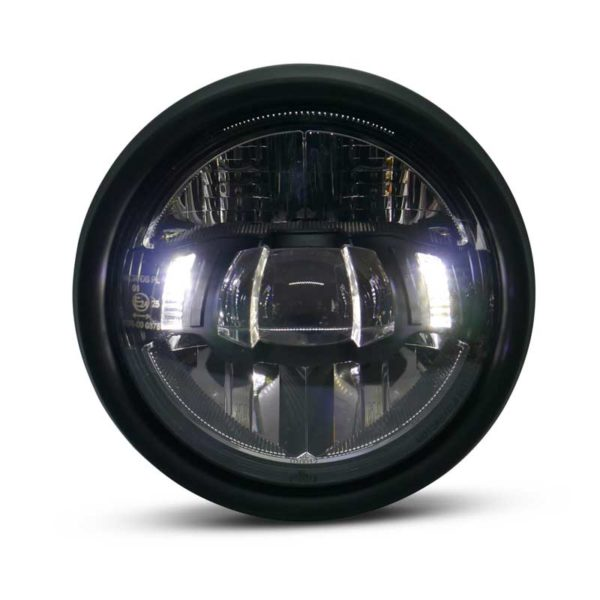 Classic Style Motorcycle Headlight