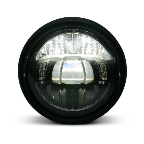 Classic Style Motorcycle LED Headlight