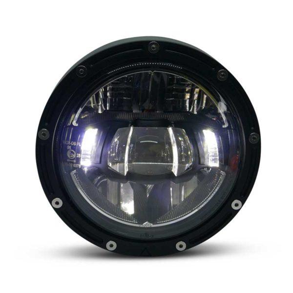 Flashpoint LED Black Premium Headlight
