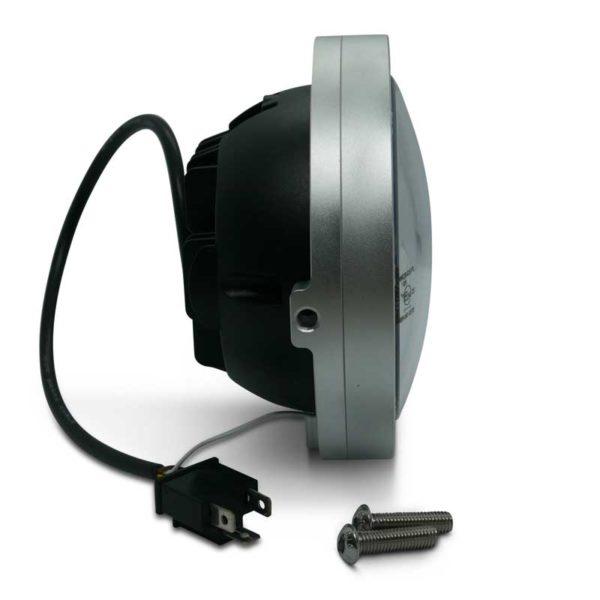 Flashpoint X LED Headlight 5.75 Raw