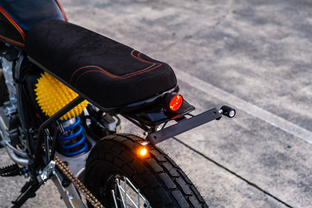 Tail light for Custom Motorcycle