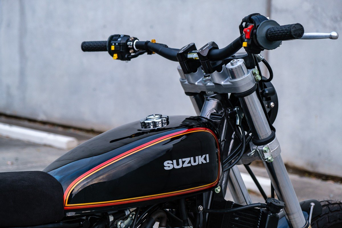 Suzuki DRZ400 Custom Bike