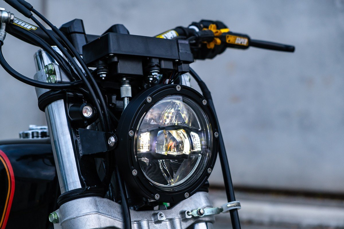 LED Headlight for Suzuki
