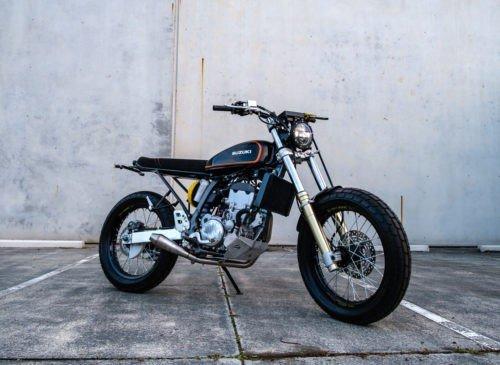 Suzuki DRZ400 Street Tracker