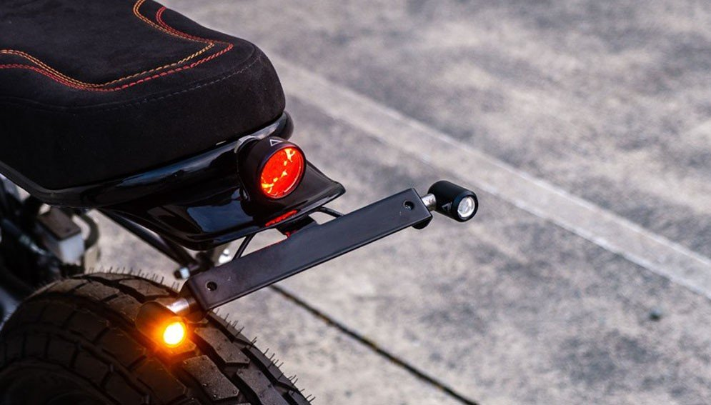 LED Tail Lights for Motorcycles