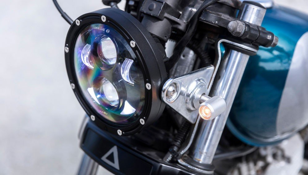 LED Turn Indicators for Motorcycles
