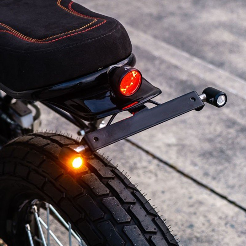Tail Lights for Custom Motorcycles