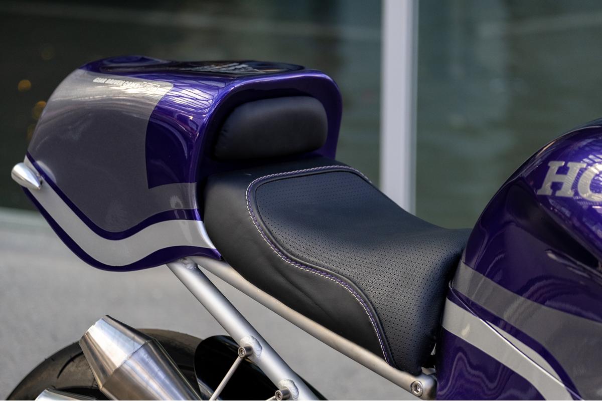 Honda VFR750 Custom Seat