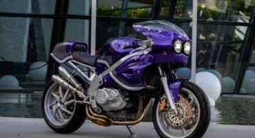 Honda VFR750 Purpose Built Moto