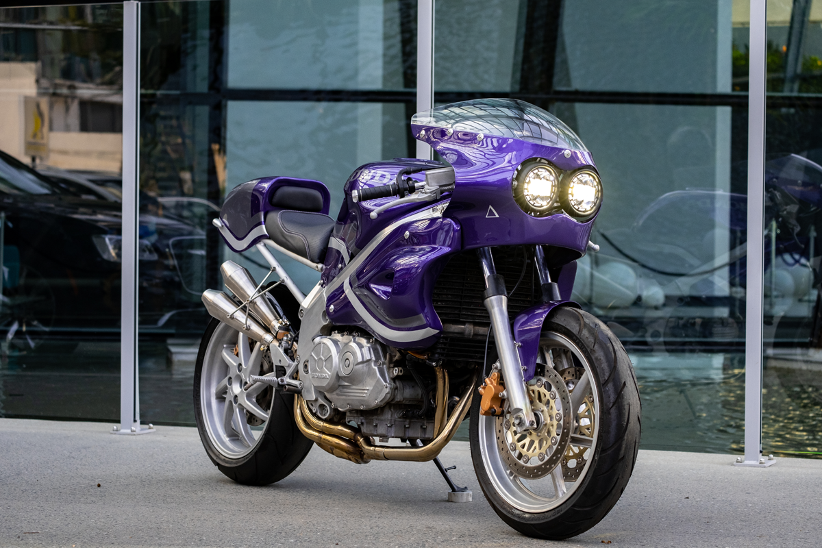 Honda VFR750 Custom Motorcycle