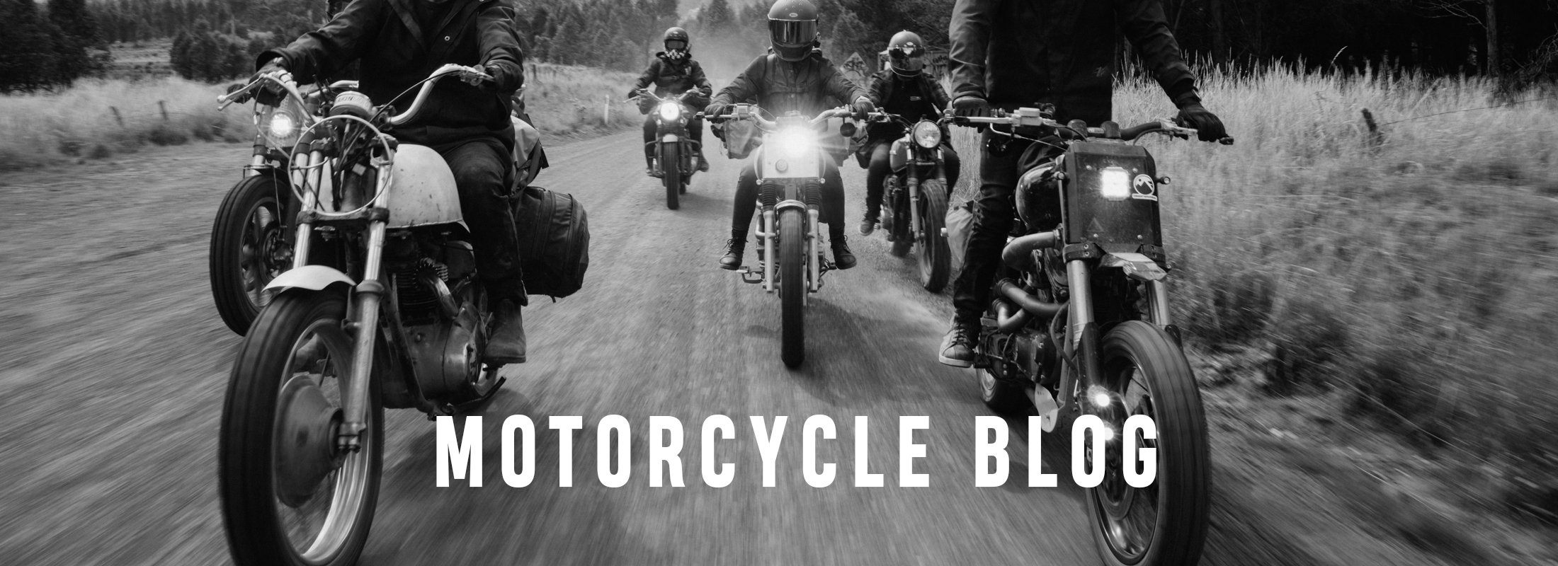 Purpose Built Moto Blog