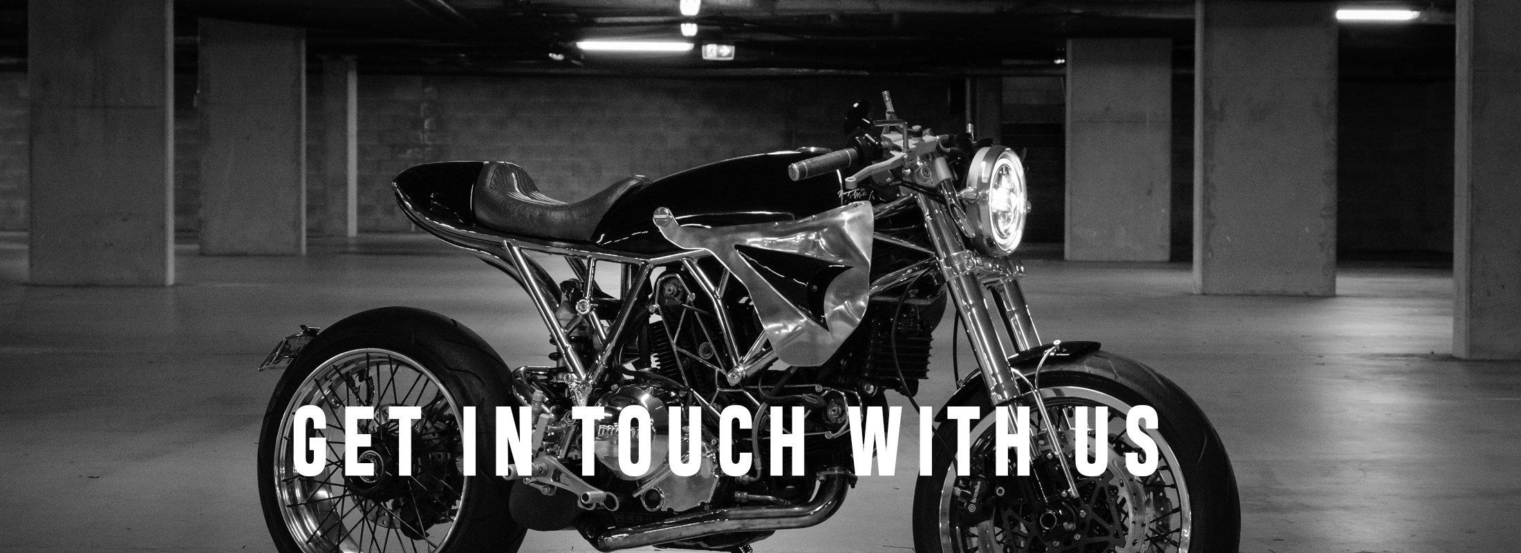 Purpose Built Moto Contact