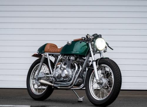 Honda CB400F Purpose Built Moto