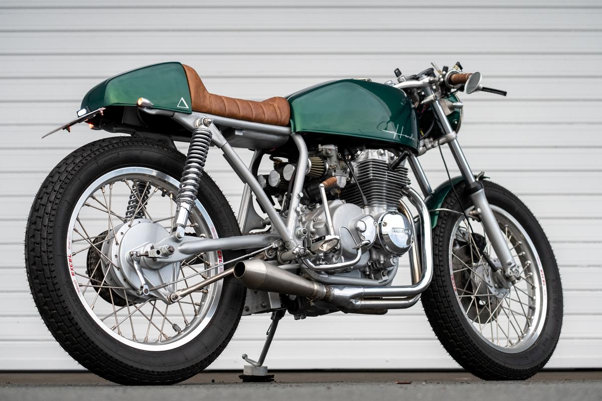 Honda CB400F Custom
