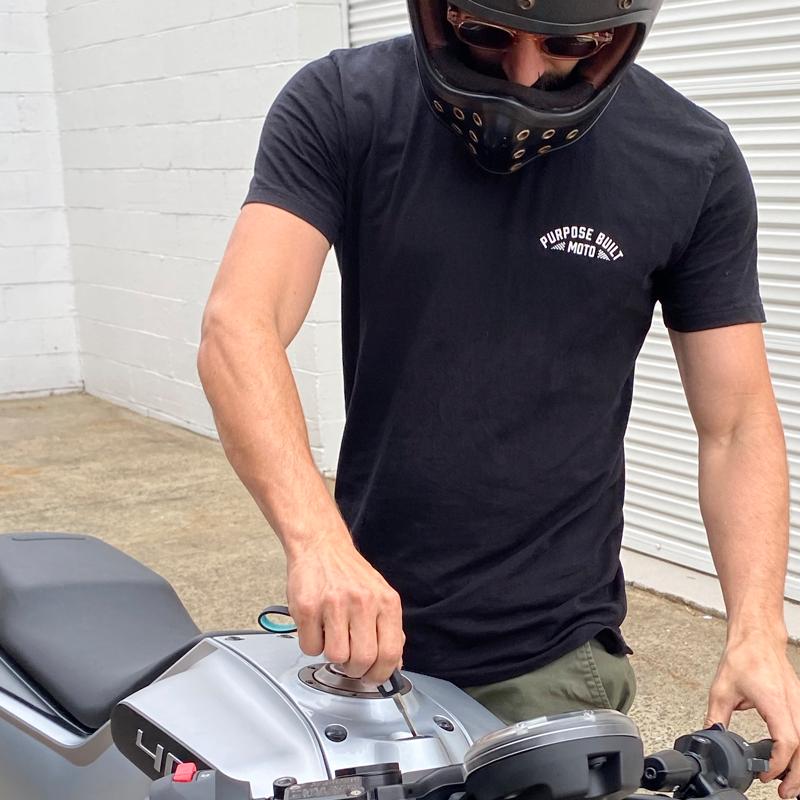 Purpose Built Moto Tee