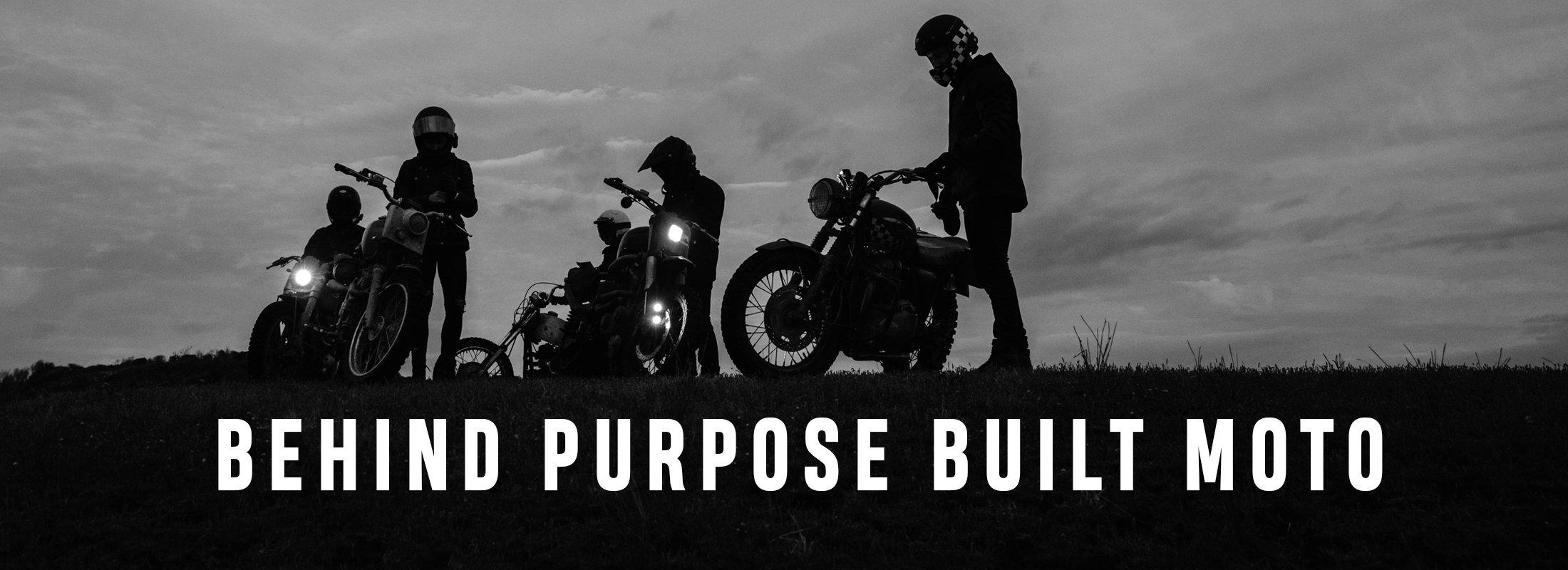 Purpose Built Moto Team