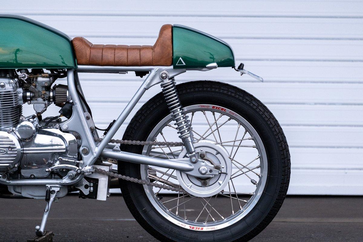 Honda CB400F Vintage Cafe Racer
