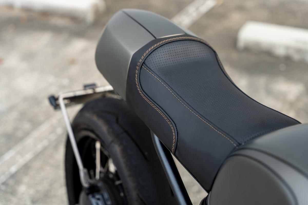 Honda CX500 Custom Seat