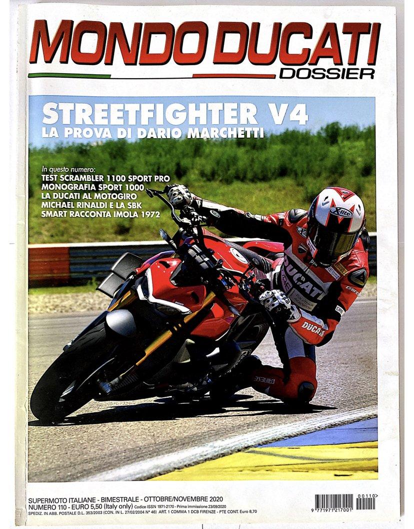 Mondo Ducati PBM Feature