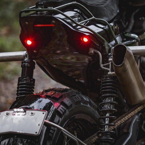 Harley strip led brake light