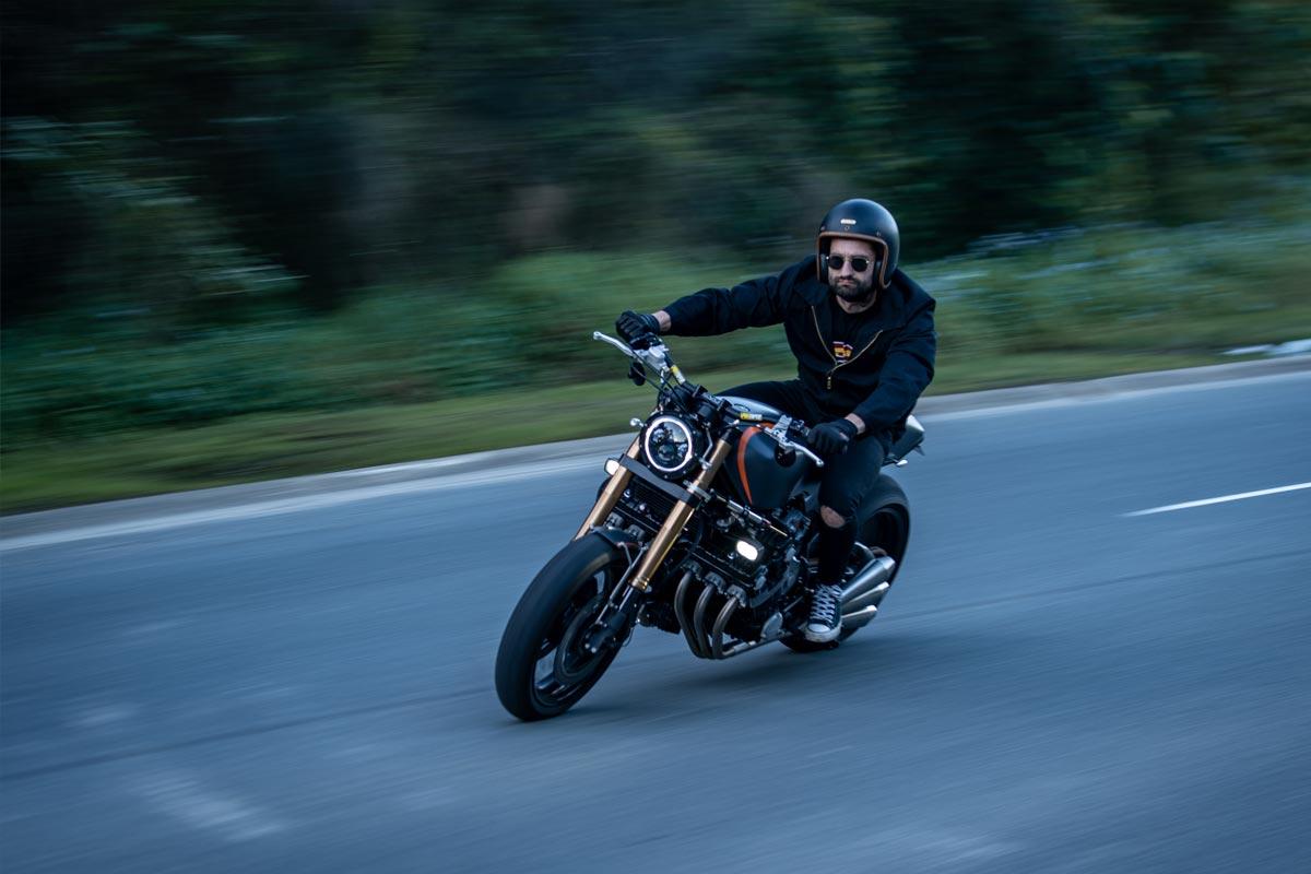 HondaCBX1000 Cafe Racer Custom Motorcycle