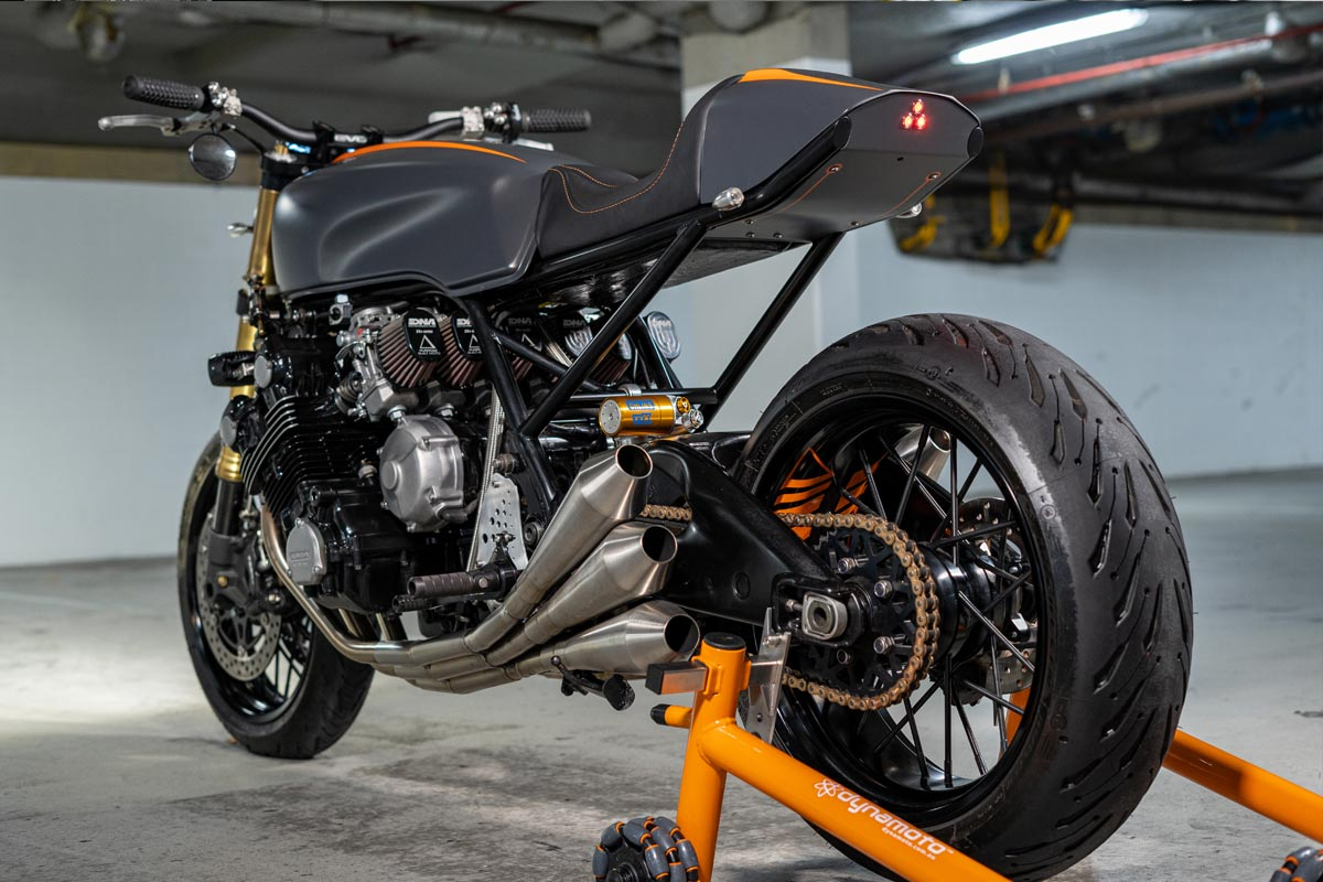 Honda CBX1000 Cafe Racer by Purpose Built Moto