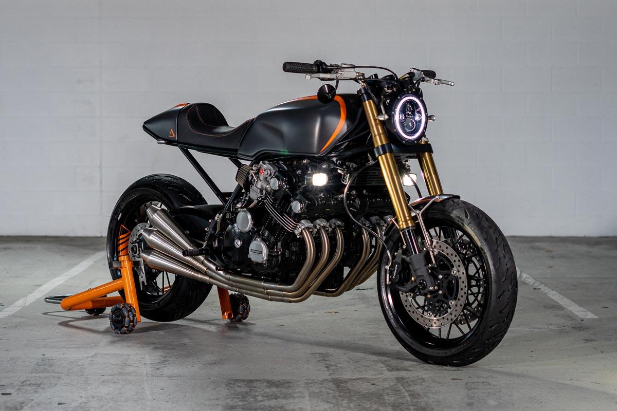 Honda CBX1000 Custom Cafe Racer by Purpose Built Moto