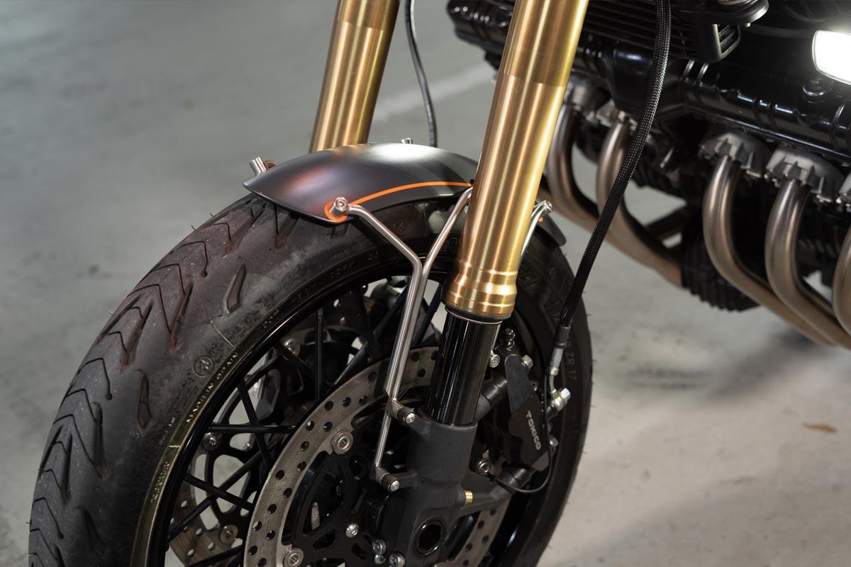 Honda CBX1000 Custom Fender