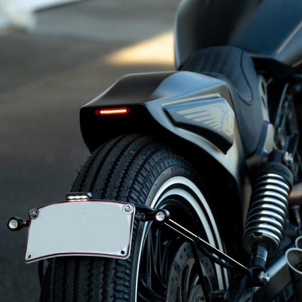Integrated Tail Light Indian