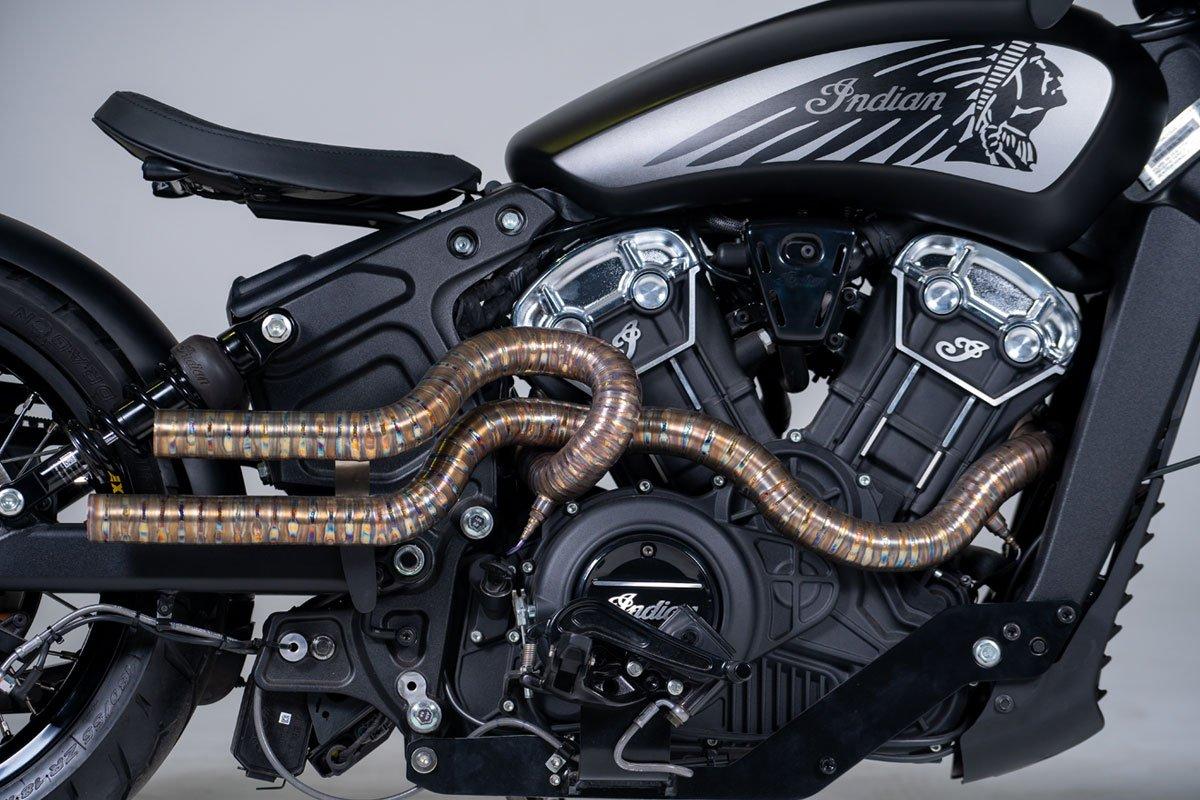 Gold Coast Motorcycle Exhaust Build