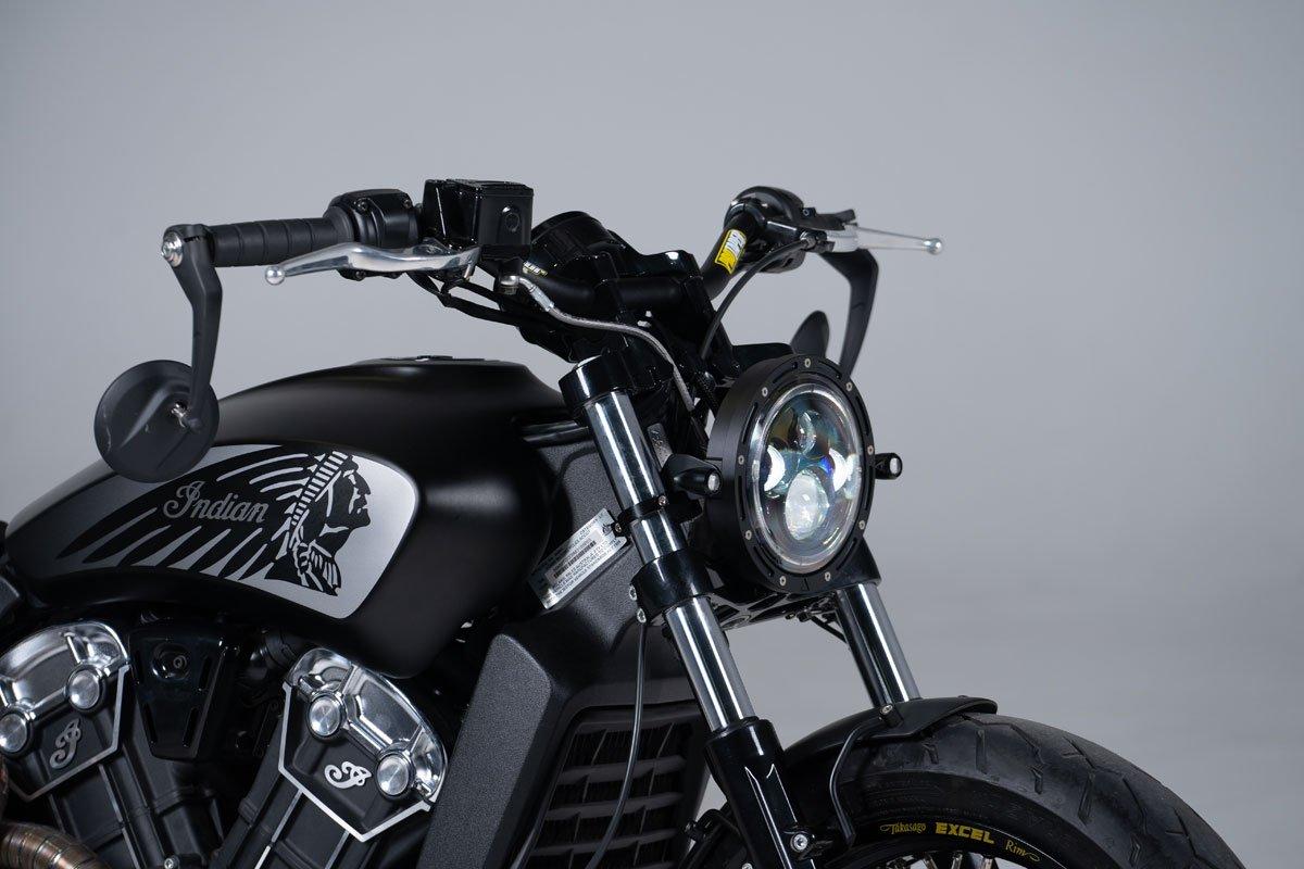 Indian Motorcycle Headlight